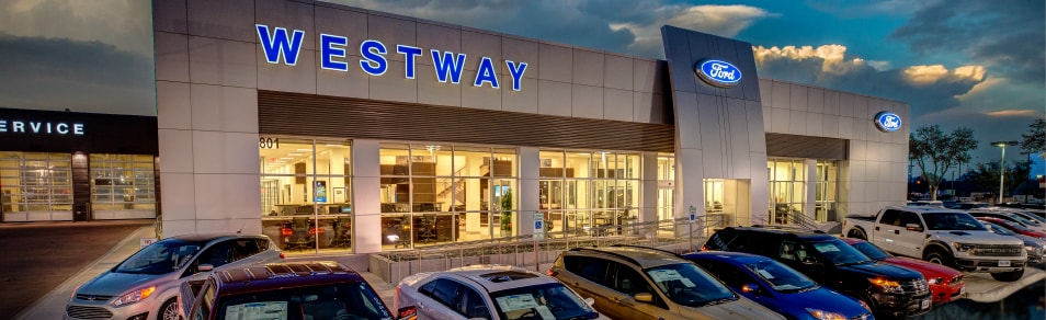 Westway Ford Texas Ford Dealership Berkshire Hathaway Automotive