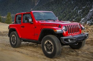 2019 Jeep Wrangler Front