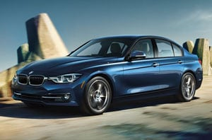 2018 BMW 3 Series Side