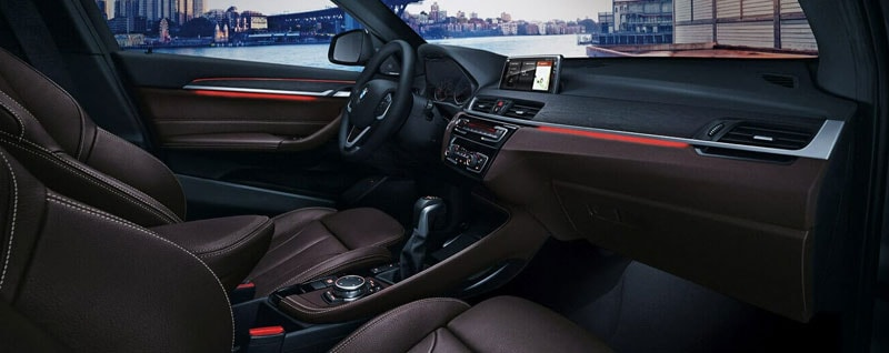 2018 BMW X Series Interior