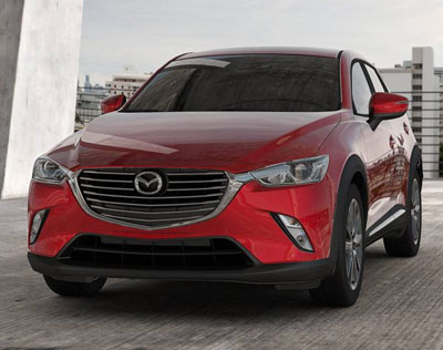 2019 Mazda CX-3 Front Grille