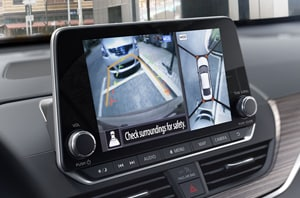 2019 Nissan Altima Safety Camera