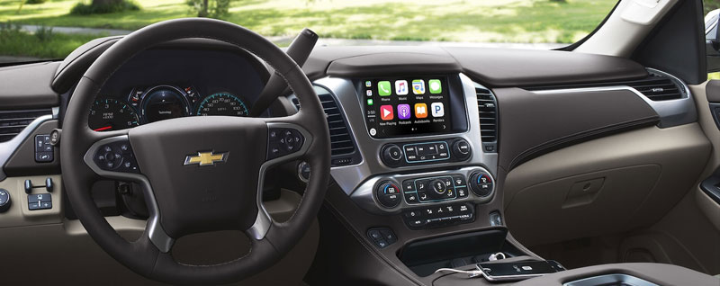 2018 Chevy Tahoe Interior