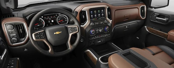 2019 Chevrolet Silverado | Features & Review | Evansville & Newburgh, IN