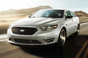 2018 Ford Taurus Front