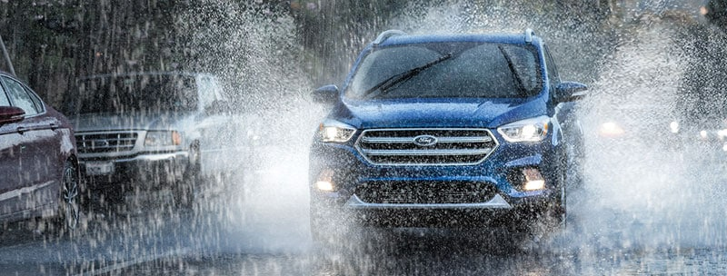 How to Drive in Heavy Rain | Service & Maintenance | Peoria ...