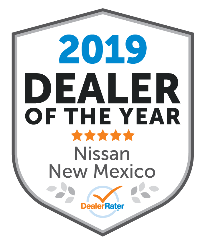 2019 Dealer of Year Nissan New Mexico