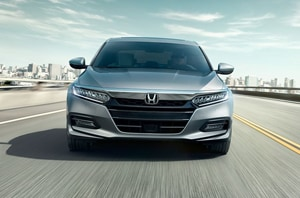 2018 Honda Accord Front