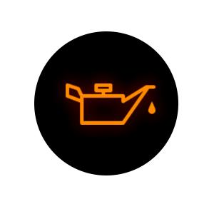 Oil Pressure Warning Light