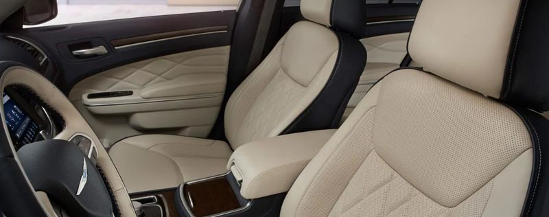 Interior Leather is a Good Thing