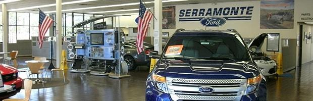 Contact Serramonte Ford