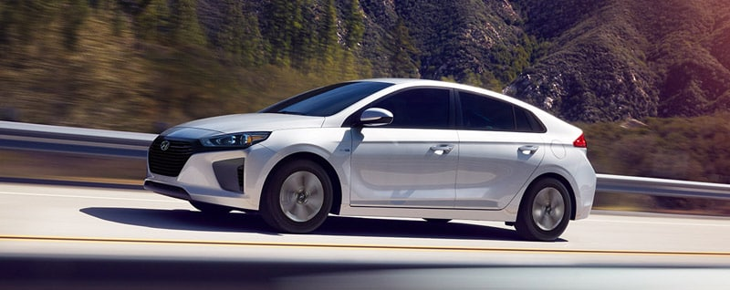Hyundai Fuel Cell Vehicles