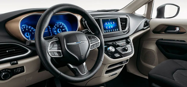 2021 Chrysler Voyager Interior