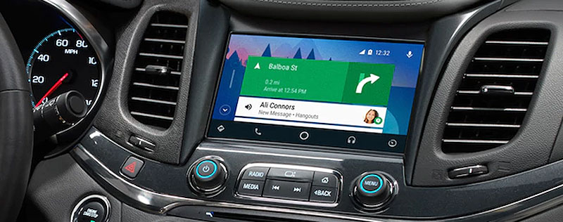 What Chevy Models Have Android Auto