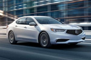 2019 Acura TLX Front