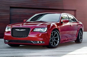 2018 Chrysler 300 Front