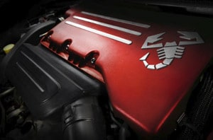 2019 FIAT Abarth Exterior Engine