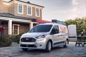 2019 Ford Transit & Transit Connect Exterior Front