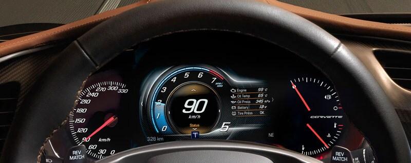 2018 Chevrolet Corvette Review Info Features Scottsdale Az