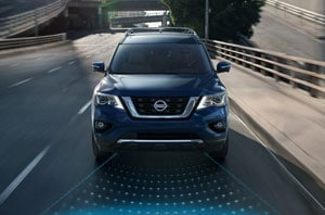 2019 Nissan Pathfinder Safety Technology