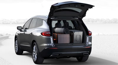 2019 Buick Enclave Back Hatch