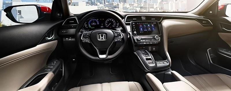 All New 2019 Honda Insight Interior
