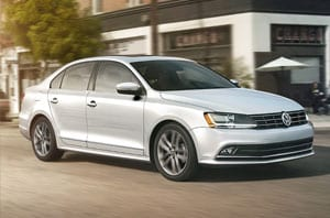 2018 VW Jetta Side