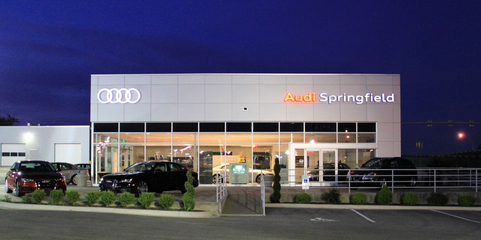 Audi Of Springfield Springfield MO Audi Dealership Berkshire - Audi dealer
