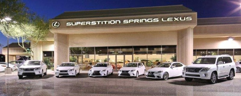 Her Certified with Cathy Droz and Superstition Springs Lexus