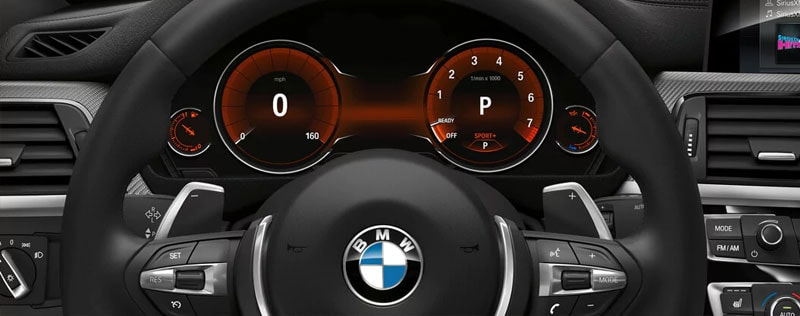 2019 BMW 4 Series Interior