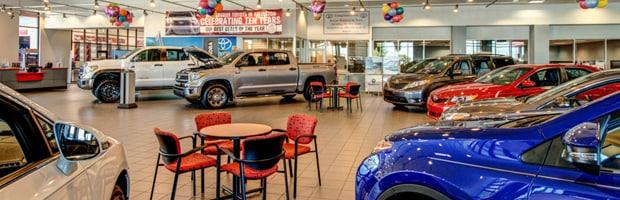 Vandergriff Toyota Texas Toyota Dealership Berkshire