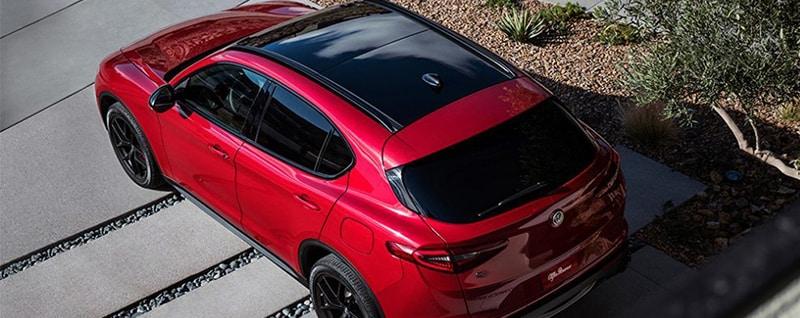 Alfa Romeo Exterior