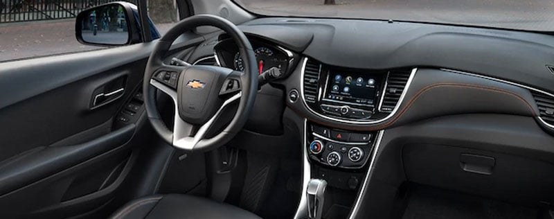 2019 Chevy Trax Interior