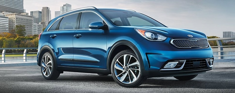 2018 Kia NIRO Earned Top Safety Pick From The IIHS