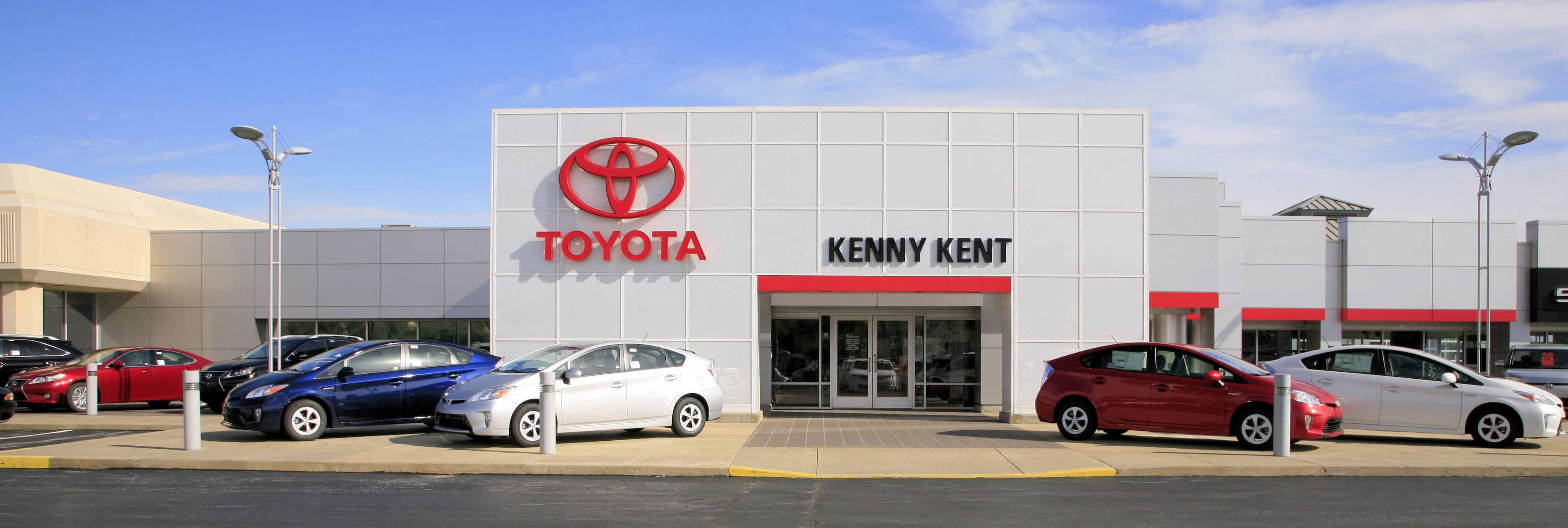 Kenny Kent Toyota Evansville IN Toyota Dealership