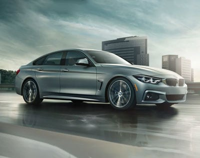2019 BMW 4 Series Front