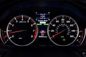 Acura TLX Tachometer