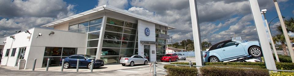 David Maus Volkswagen South Volkswagen Dealership Orlando Fl
