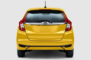 2018 Honda Fit Side