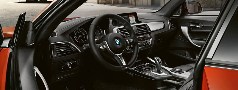2019 BMW 2 Series Interior