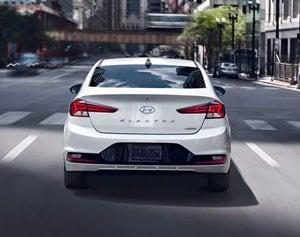 Efficient Hyundai Elantra Rear