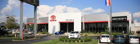 Reliable Toyota Springfield Mo >> Reliable Toyota Springfield Missouri Toyota Dealership