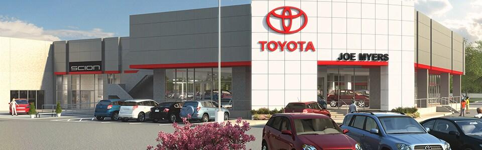 Joe Myers Toyota Houston Tx 77065 Car Dealership And Auto