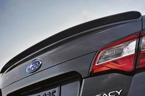 Subaru Leads Seven IIHS Top Safety
