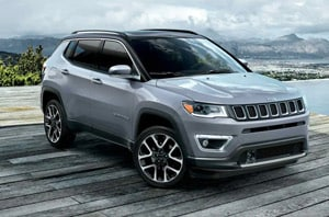 2019 Jeep Compass Exterior Front
