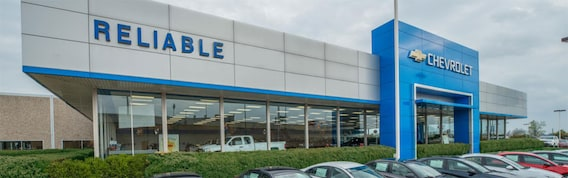 Reliable Chevrolet Chevrolet Dealership Richardson Texas Berkshire Hathaway Automotive