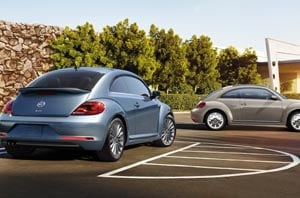 2019 Volkswagen Beetle Final Edition Exterior Front