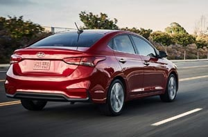 2019 Hyundai Accent | Features & Review | Carrollton