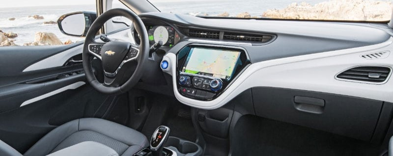 2018 Chevrolet Bolt Interior