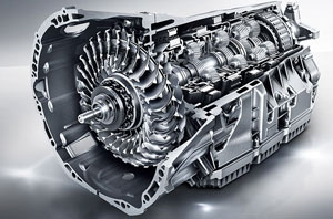 2019 Mercedes-Benz GLC Transmission